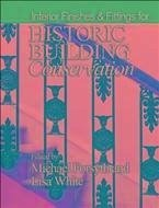 conservation of historic buildings pdf