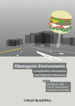 Obesogenic Environments (eBook, ePUB)