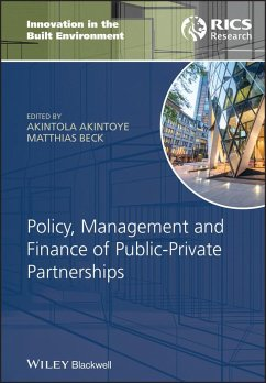 Policy, Management and Finance of Public-Private Partnerships (eBook, PDF)