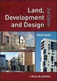 Land, Development and Design (eBook, PDF)