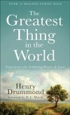 Greatest Thing in the World (eBook, ePUB)