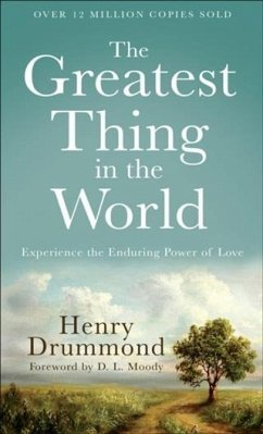 Greatest Thing in the World (eBook, ePUB) - Drummond, Henry