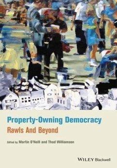 Property-Owning Democracy (eBook, ePUB)