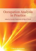 Occupation Analysis in Practice (eBook, PDF)