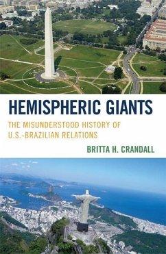 Hemispheric Giants (eBook, ePUB) - Crandall, Britta H.