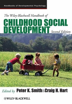 The Wiley-Blackwell Handbook of Childhood Social Development (eBook, ePUB)