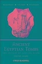 Ancient Egyptian Tombs (eBook, ePUB) - Snape, Steven