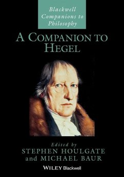 A Companion to Hegel (eBook, ePUB)
