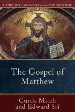 Gospel of Matthew (Catholic Commentary on Sacred Scripture)
