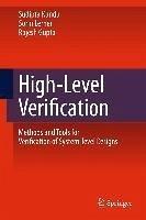 High-Level Verification (eBook, PDF) - Kundu, Sudipta; Lerner, Sorin; Gupta, Rajesh K.
