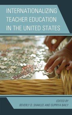 Internationalizing Teacher Education in the United States (eBook, ePUB)