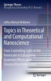 Topics in Theoretical and Computational Nanoscience (eBook, PDF)