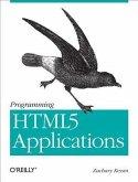 Programming HTML5 Applications (eBook, PDF)