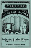 Recipes for Brewing Different Types of Beers and Ales (eBook, ePUB)