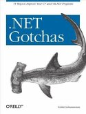 .NET Gotchas (eBook, PDF)