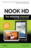 NOOK HD: The Missing Manual (eBook, ePUB)