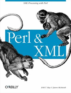 Perl and XML (eBook, ePUB)