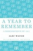 A Year to Remember (eBook, ePUB)