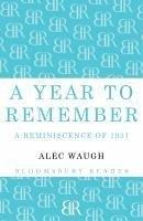 A Year to Remember (eBook, ePUB) - Waugh, Alec
