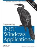 Programming .NET Windows Applications (eBook, PDF)