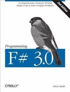Programming F# 3.0 (eBook, PDF) - Smith, Chris