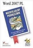 Word 2007 PL. Nieoficjalny podr?cznik (eBook, PDF)