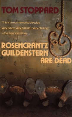 Rosencrantz and Guildenstern Are Dead (eBook, ePUB) - Stoppard, Tom