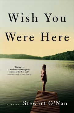 Wish You Were Here (eBook, ePUB)
