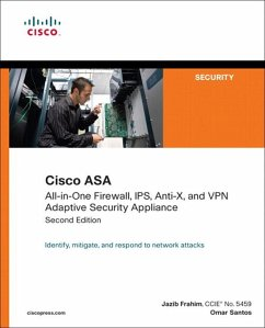 Cisco ASA (eBook, ePUB) - Frahim, Jazib; Santos, Omar