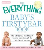 The Everything Baby's First Year Book (eBook, ePUB)