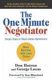 The One Minute Negotiator (eBook, ePUB)
