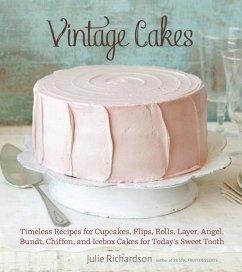 Vintage Cakes (eBook, ePUB) - Richardson, Julie
