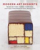 Modern Art Desserts (eBook, ePUB)