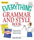 The Everything Grammar and Style Book (eBook, ePUB)