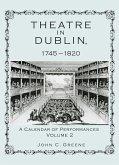 Theatre in Dublin, 1745-1820 (eBook, ePUB)