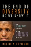 The End of Diversity As We Know It (eBook, ePUB)
