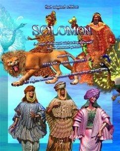 SOLOMON (eBook, ePUB) - Nanaziashvili, Shalva
