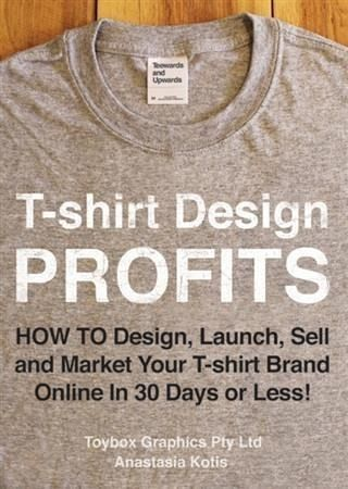 T shirt design profits how to design launch sell and for Design your own t shirt and sell online