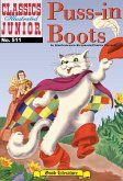 Puss-In-Boots (with panel zoom) - Classics Illustrated Junior (eBook, ePUB)