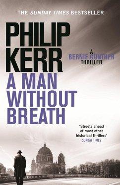 A Man Without Breath (eBook, ePUB) - Kerr, Philip