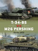 T-34-85 vs M26 Pershing (eBook, ePUB)