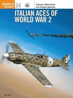 Italian Aces of World War 2 (eBook, PDF) - Apostolo, Giorgio