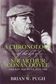 Chronology Of The Life of Arthur Conan Doyle (eBook, ePUB)