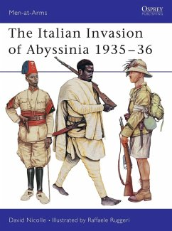 The Italian Invasion of Abyssinia 1935-36 (eBook, PDF) - Nicolle, David