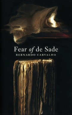 Fear Of De Sade (eBook, ePUB) - Carvalho, Bernardo