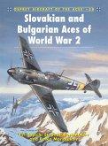 Slovakian and Bulgarian Aces of World War 2 (eBook, PDF)