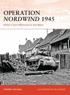 Operation Nordwind 1945 (eBook, PDF) - Zaloga, Steven J.