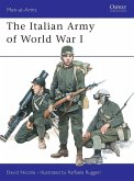 The Italian Army of World War I (eBook, PDF)