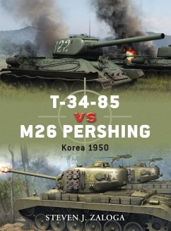 T-34-85 vs M26 Pershing (eBook, PDF) - Zaloga, Steven J.