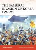 The Samurai Invasion of Korea 1592-98 (eBook, PDF)
